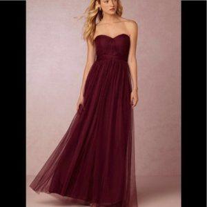 Jenny Yoo Convertible Bridesmaid Dress D45